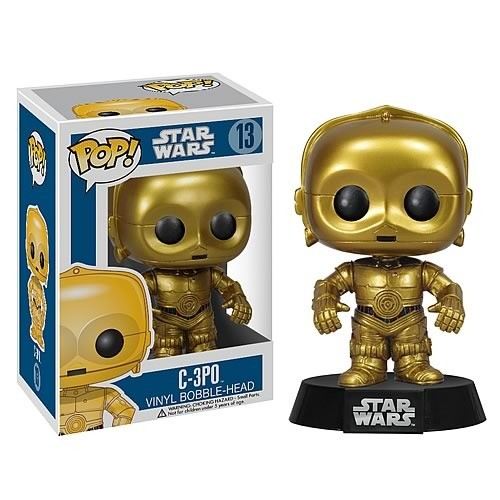 Star Wars POP Vinyl Bobble Head. Изображение № 1.