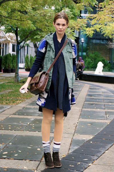 City Looks: Недели моды и Торонто глазами блога You Just Got Spotted. Изображение № 31.