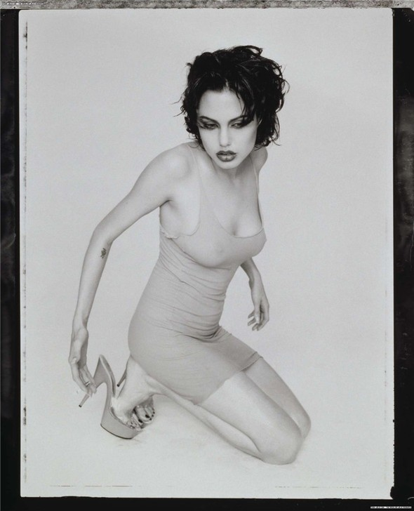 Happy Birthday. Angelina Jolie. Изображение № 4.