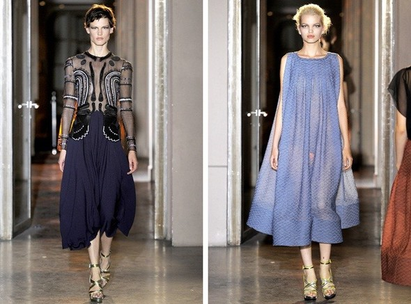 Показы Paris Fashion Week SS 2012: День 2. Изображение № 20.