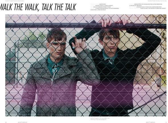 5 новых мужских съемок: The Vision, Dansk и другие. Изображение № 34.