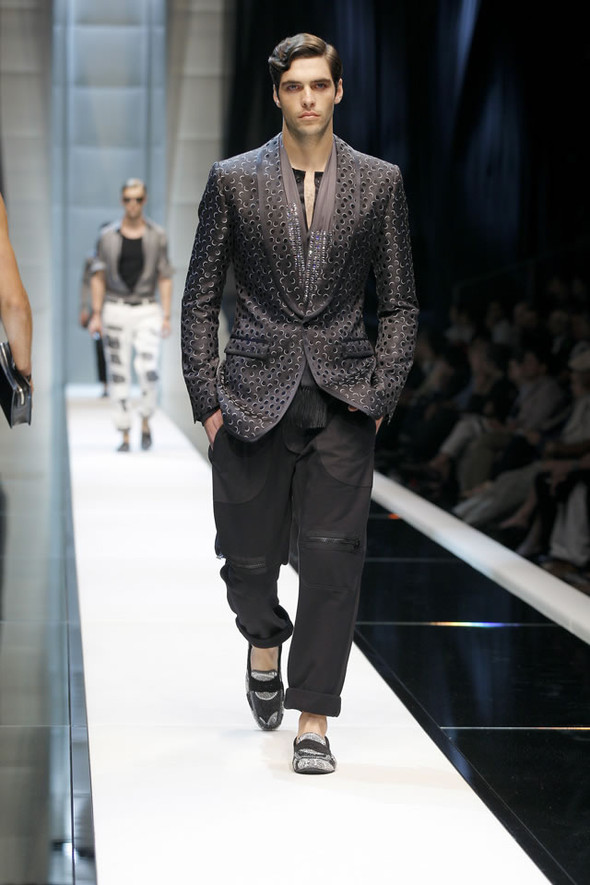 Dolce & Gabbana spring summer 2010. Изображение № 28.