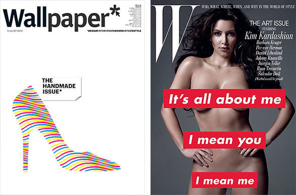 Лучшие обложки журналов в 2010 году. Изображение № 2.