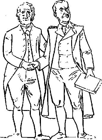 Карикатуры на писателей. Изображение № 59.