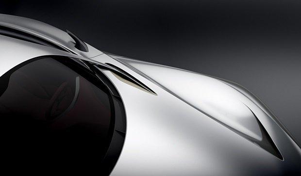 Концепт: суперкар Infiniti для игры Gran Turismo. Изображение № 11.