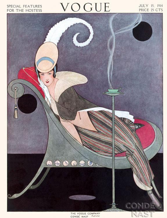 Калейдоскоп обложек Vogue. Изображение № 8.