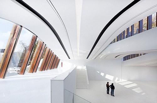 Новые музеи современного искусства: Рим, Катар и Тель-Авив. Изображение №44.
