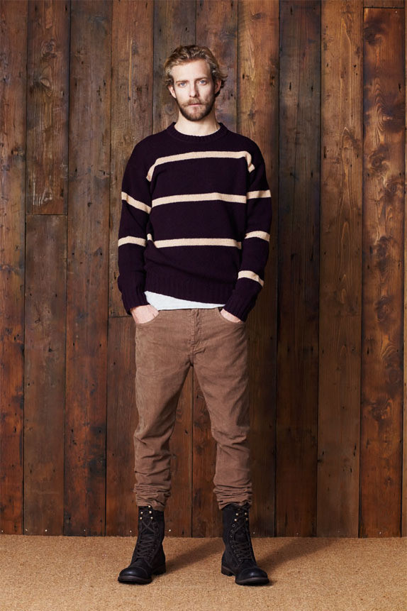 Ben Sherman Lookbook AW11. Изображение № 11.