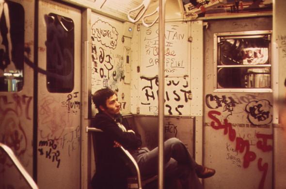 Город, которого нет: Нью-Йорк 70-х. Изображение № 21.
