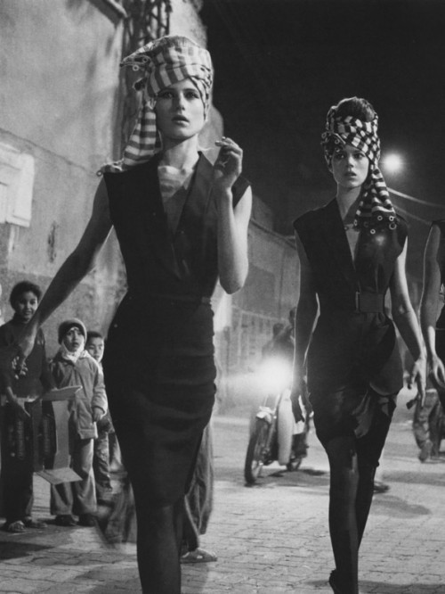 Марокканские каникулы(Vogue Paris'10). Изображение № 2.