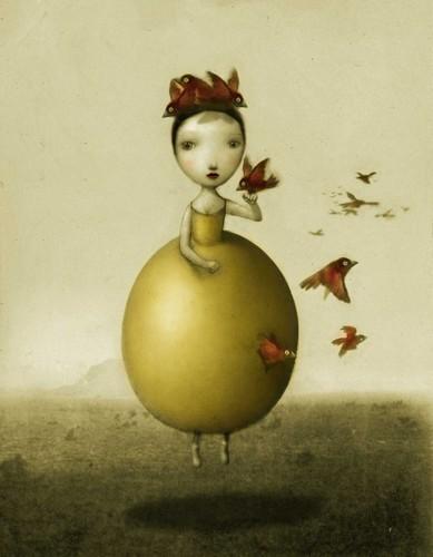 Nicoletta Cecolli [не]детские иллюстрации изИталии. Изображение № 9.