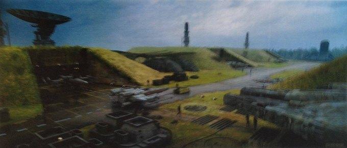 В Сеть выложили 32 концепт-арта для «Звёздных войн VII». Изображение № 19.