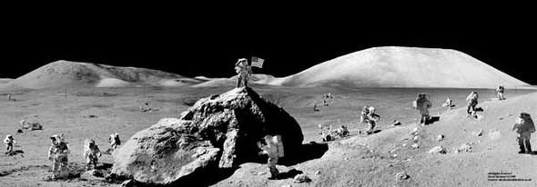 «Лунный заговор» или«Летали лиамериканцы наЛуну?». Изображение № 19.