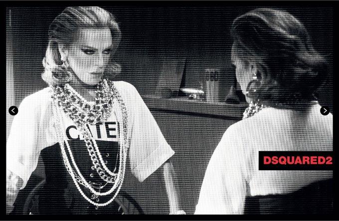 Дизайнеры Dsquared² переоделись в женщин для своей кампании. Изображение № 1.