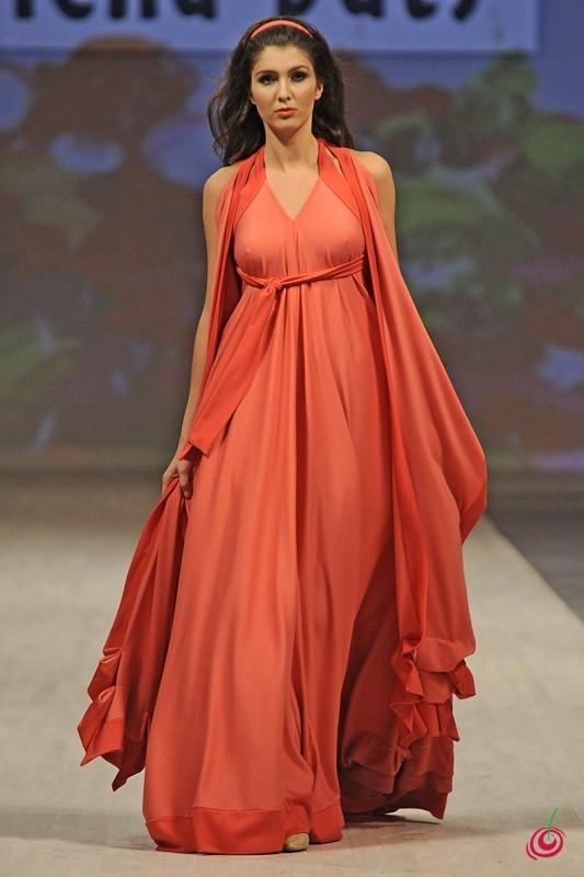 Ukrainian Fashion Week 2011: Елена Даць, Анна Бублик. Изображение № 4.