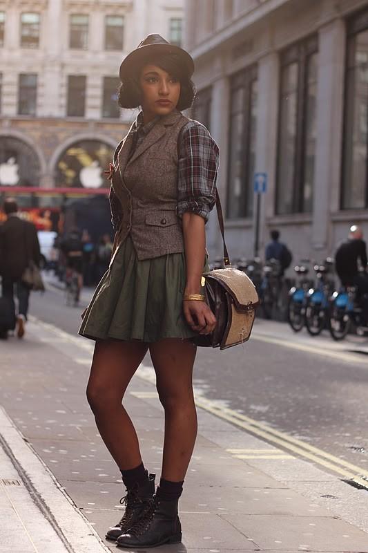 City Looks: Лондон. Изображение № 13.