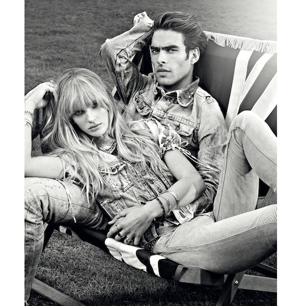 Изображение 32. Рекламные кампании: Fendi, Pepe Jeans и Trussardi 1911.. Изображение № 32.