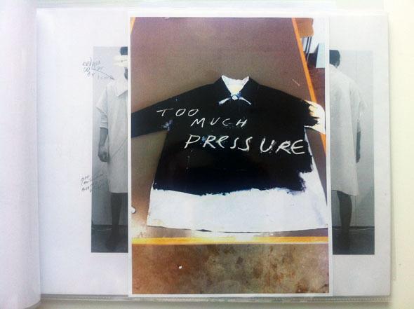 Дизайнер Тигран Аветисян о тавтологии, модном анархизме и сэндвиче из обуви . Изображение №8.