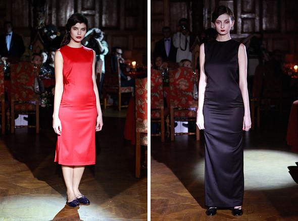 Изображение 5. Vardoui Nazarian FW 2011: прозрачные юбки и пушистые майки.. Изображение № 5.