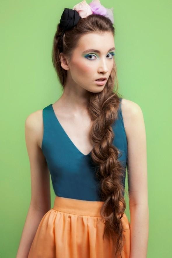 """Коллекция ANaзarova """"BLOSSOM"""" Summer 2012 для BACKSTAGE showroom. Изображение № 8."""
