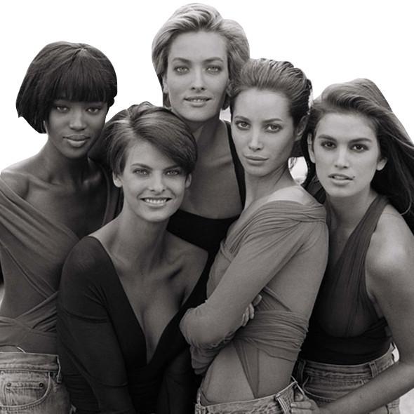 Модная фотография 80х годов. Изображение № 6.