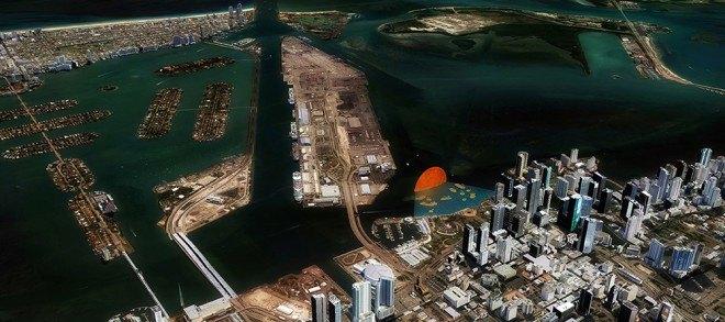 В Майами хотят построить отель в виде Солнца. Изображение № 4.