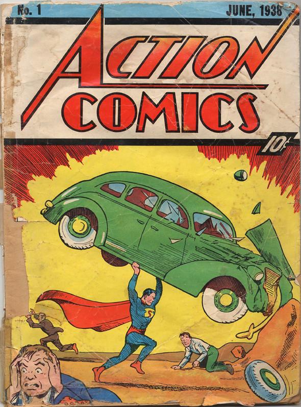 SUPERMAN. Изображение № 2.