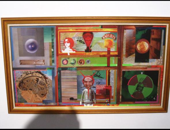 """Выставка в деталях: Молодые художники на """"Сегодня/Завтра"""". Изображение № 32."""
