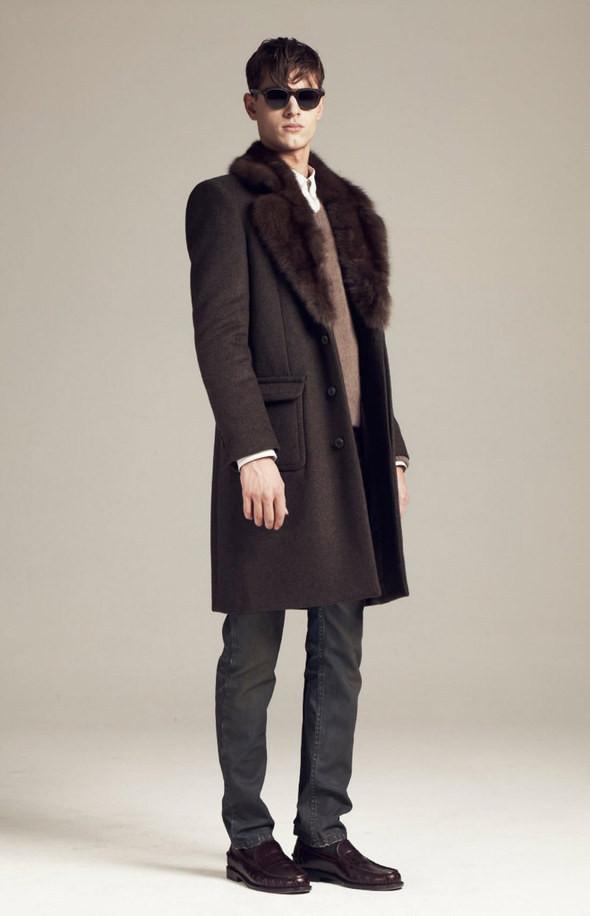 Изображение 6. Лукбук: Marc Jacobs Menswear FW 2011.. Изображение № 6.