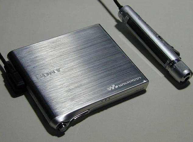 Sony прекращает производство мини-дисков. Изображение № 1.