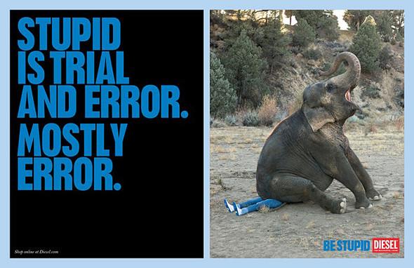 Кампания Be Stupid. Изображение № 21.