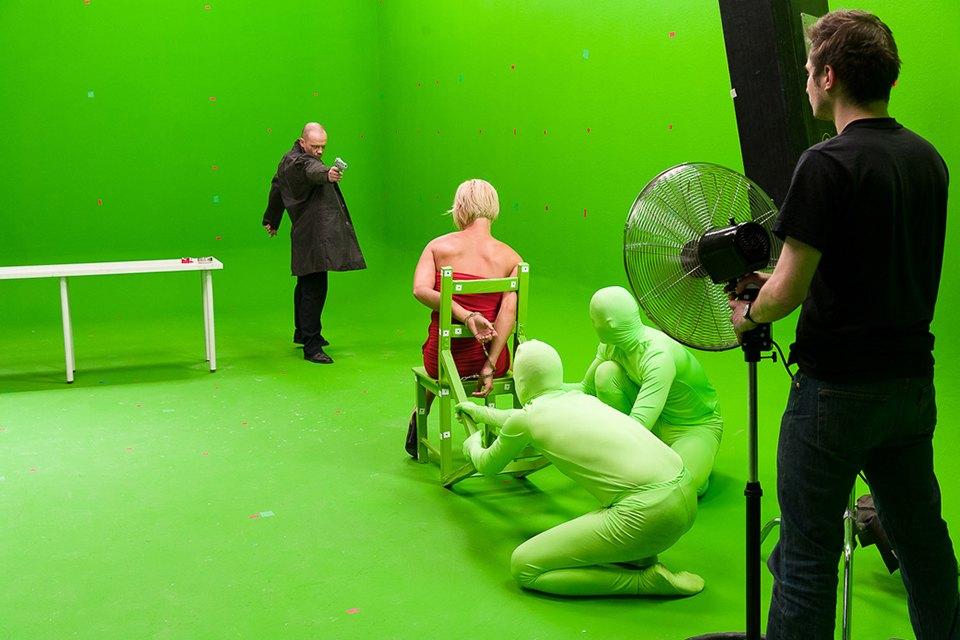 Фото съемки порно фильма 11