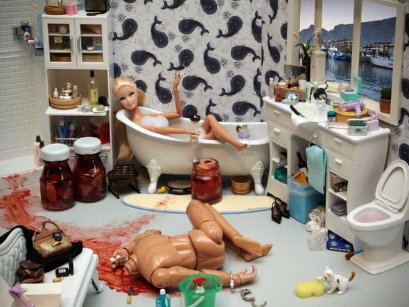 Кровавая оргия от Барби. Изображение № 15.