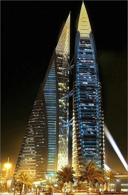 Лучшая десятка «зеленых» небоскребов мира. Изображение № 11.