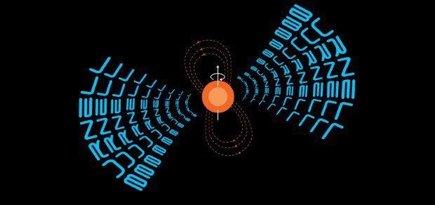 Дизайнер создал более 50 логотипов известных учёных. Изображение № 10.