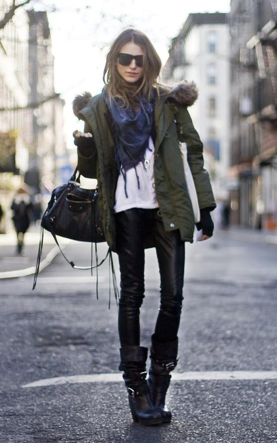 Models street style. Изображение № 3.