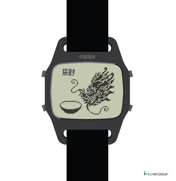 Китайские часы. Изображение № 3.