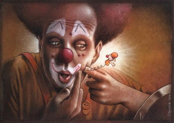 Изображение 8. Карикатурист Pawel Kuczynski.. Изображение № 8.