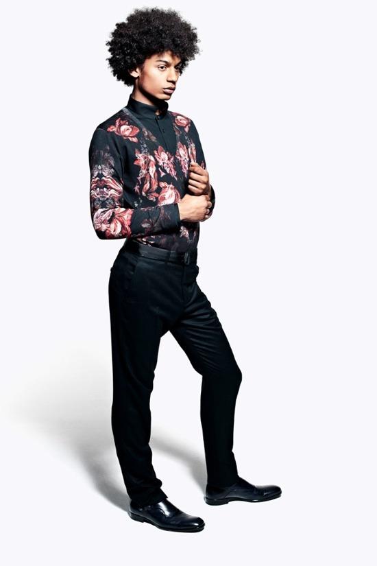 Мужские лукбуки Alexander McQueen, Comme des Garcons, Louis Vuitton и Club Monaco. Изображение № 27.