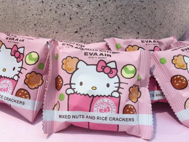 Самолет Hello Kitty. Изображение № 4.