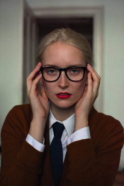 Изображение 3. Лукбук: очки Lunettes.. Изображение № 3.
