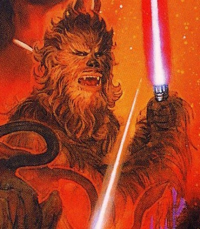 Вуки (Wookiee). Изображение № 6.