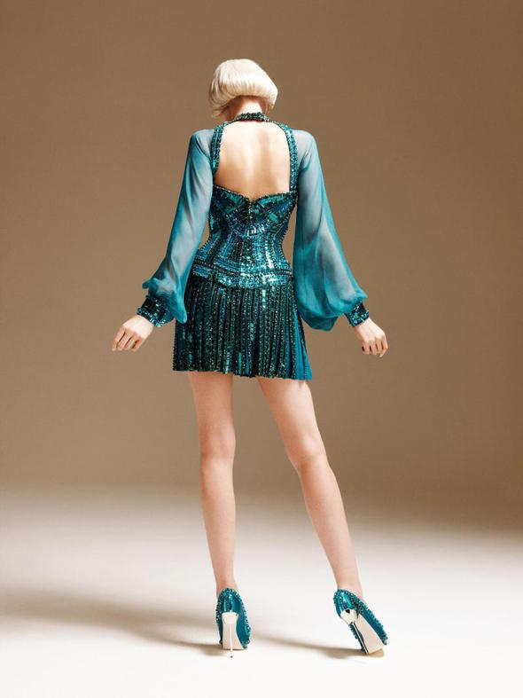 Изображение 120. Лукбуки: Atelier Versace, Sandro, Sonia by Sonia Rykiel и другие.. Изображение № 9.