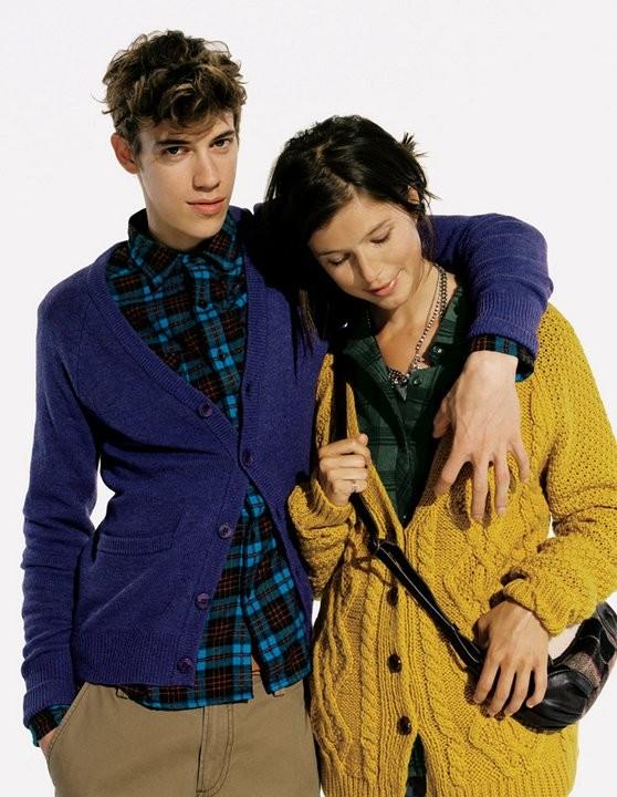 Лукбуки: Urban Outfitters November 2010. Изображение № 5.