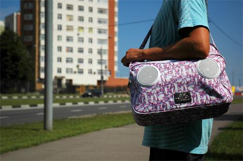 Fi-Hi непросто рюкзаки. Изображение № 8.