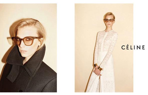 Рекламные кампании: Celine, Calvin Klein, Dolce & Gabbana и другие. Изображение № 3.