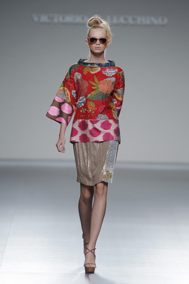 Madrid Fashion Week SS 2013: VICTORIO & LUCCHINO. Изображение № 26.