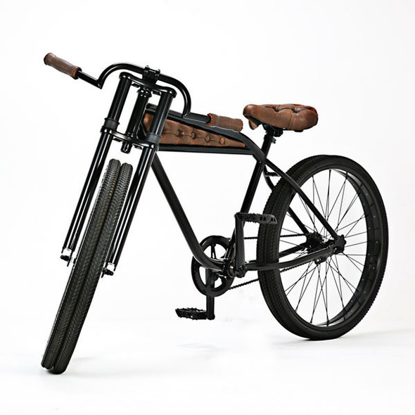 Autum Epitaph Bicycle. Изображение № 4.