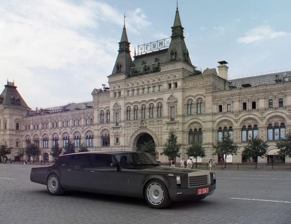 Президентский лимузин Медведева - каким он будет?. Изображение № 3.