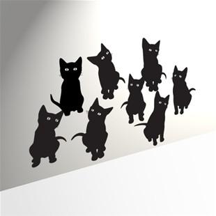 Кошки в интерьере. Изображение № 66.
